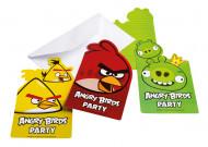 Set Angry Birds™ uitnodigingen