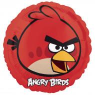 Rode Angry Birds aluminium ballon™