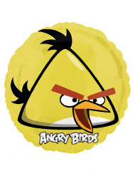 Gele Angry Birds™ ballon