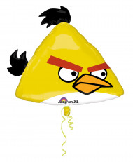 Geel Angry Birds™ ballon