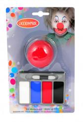 Clown schmink