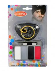 Piraten schmink setje
