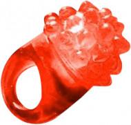 Magische ring met rode Led