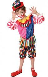 Clown kostuum voor jongens