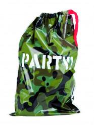Feestzakjes met camouflage print