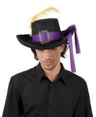 Musketier hoed voor volwassen
