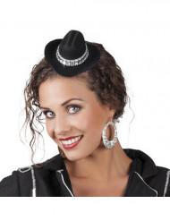 Mini cowboy hoed voor dames