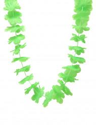 Groene hawaiiaanse krans