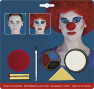 Clown schmink set
