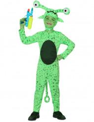 Aliën kostuum voor kinderen