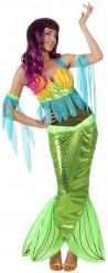Zeemeermin kostuum voor vrouwen