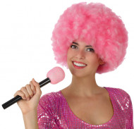 Roze microfoon