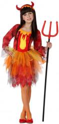 Duivel koninginnen kostuum voor meisjes