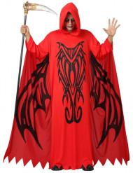 Rode demon kostuum voor heren