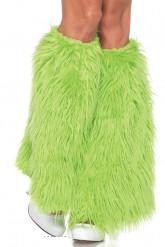 Groene beenwarmers