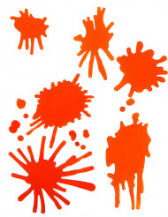 Gel bloedvlekken