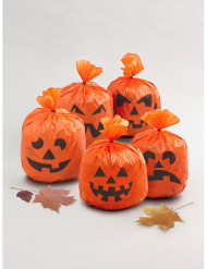 Set pompoen zakken Halloween