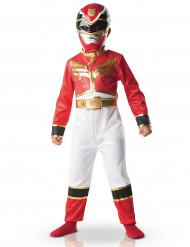 Rood Power Rangers™ kostuum voor jongens
