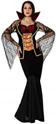 Gravin vampiers kostuum voor vrouwen