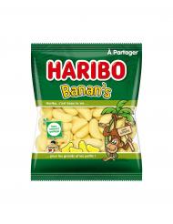 Haribo™ bananen snoep mini zakjes
