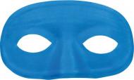 Blauw halfmasker voor volwassenen