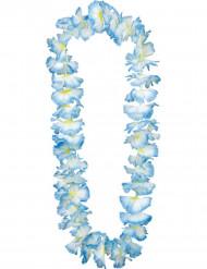 Blauw Hawaii ketting