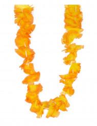 Oranje Hawaii ketting voor Koningsdag