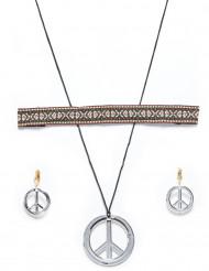 Hippie accessoires voor volwassenen