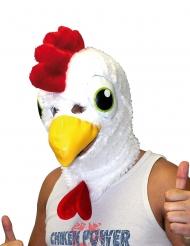 Kippen masker voor volwassen