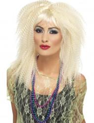 Blonde retropruik voor vrouwen