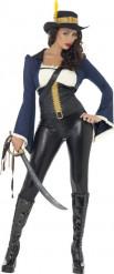 Piraten kapitein pak voor dames