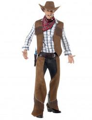 Far West cowboy pak voor mannen