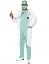 Dokter kostuum voor heren