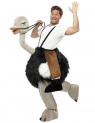 Struisvogel pak voor volwassen