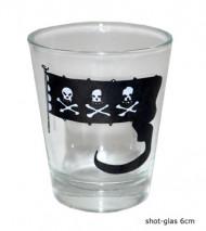 Klein piraten glaasje