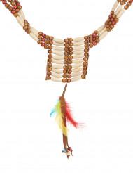 Indianen halsband