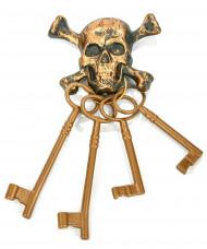 Piraten sleutels