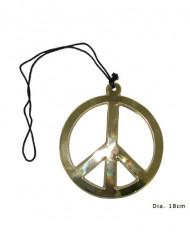 Reuze hippie ketting