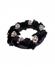 Rauw kroon 38 cm Halloween