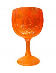 Pompoen glas Halloween