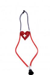 Verpleegkundige Stethoscoop