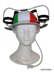 Anti-dorst helm Italie
