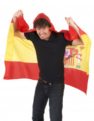 Spaanse supporter cape