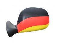 Duitse vlag hoes voor autospiegels