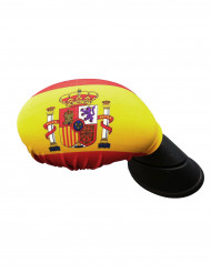 Spaanse vlag hoes voor autospiegels