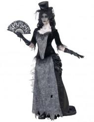 Jaren 20' spook kostuum voor vrouwen Halloween outfit