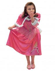 Aurora™ winterprinses kostuum met cape voor meisjes