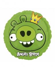 Groen Angry Birds™ ballon 45 cm