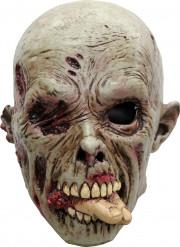 Vleesetende zombie masker voor volwassenen