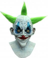 Oude clown masker voor volwassenen